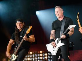 Metallica with Avenged Sevenfold and Volbeat