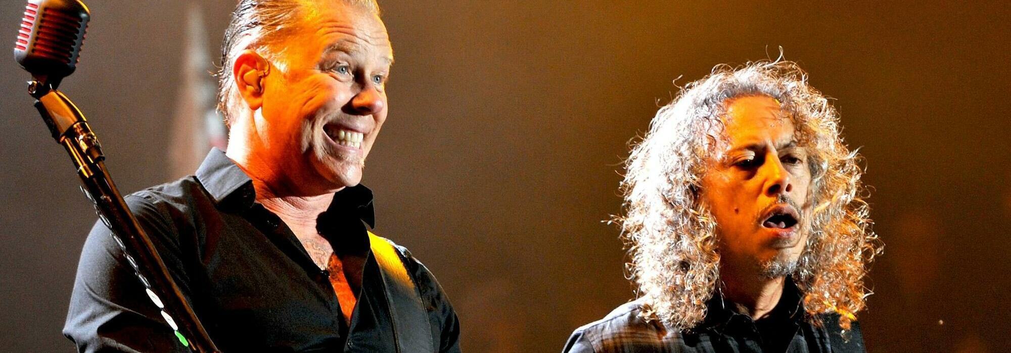 A Metallica live event