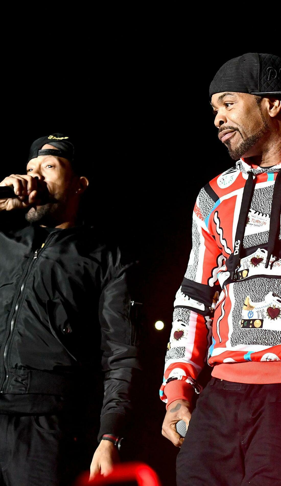 A Method Man & Redman live event