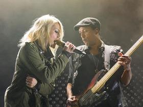 Smashing Pumpkins with Metric