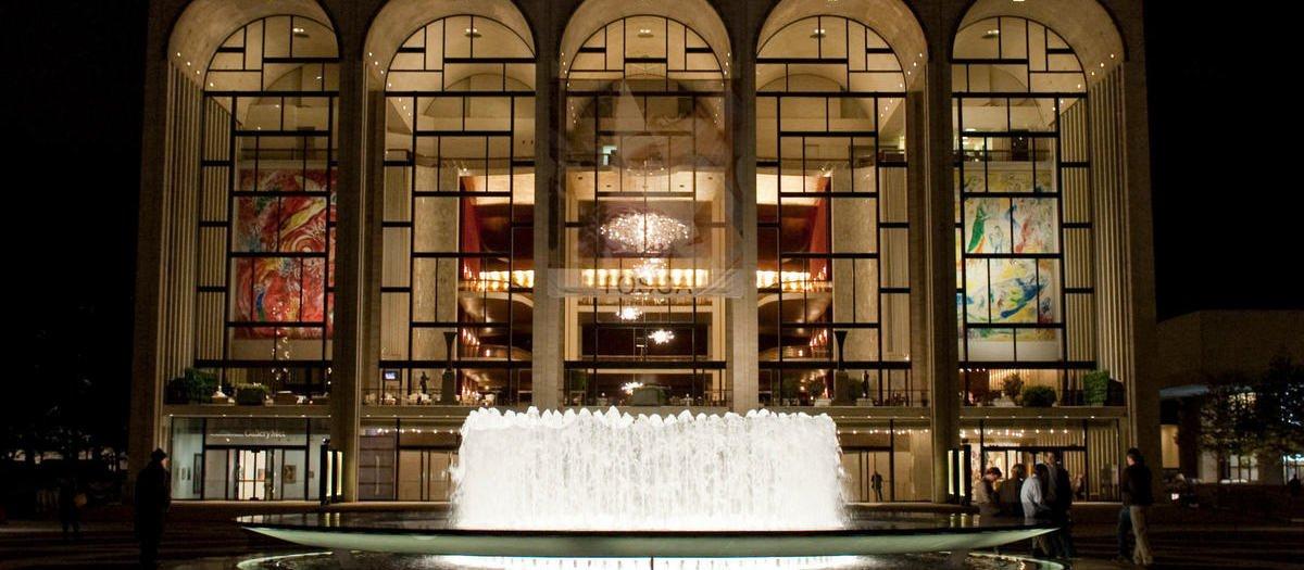 Metropolitan Opera Parking Passes