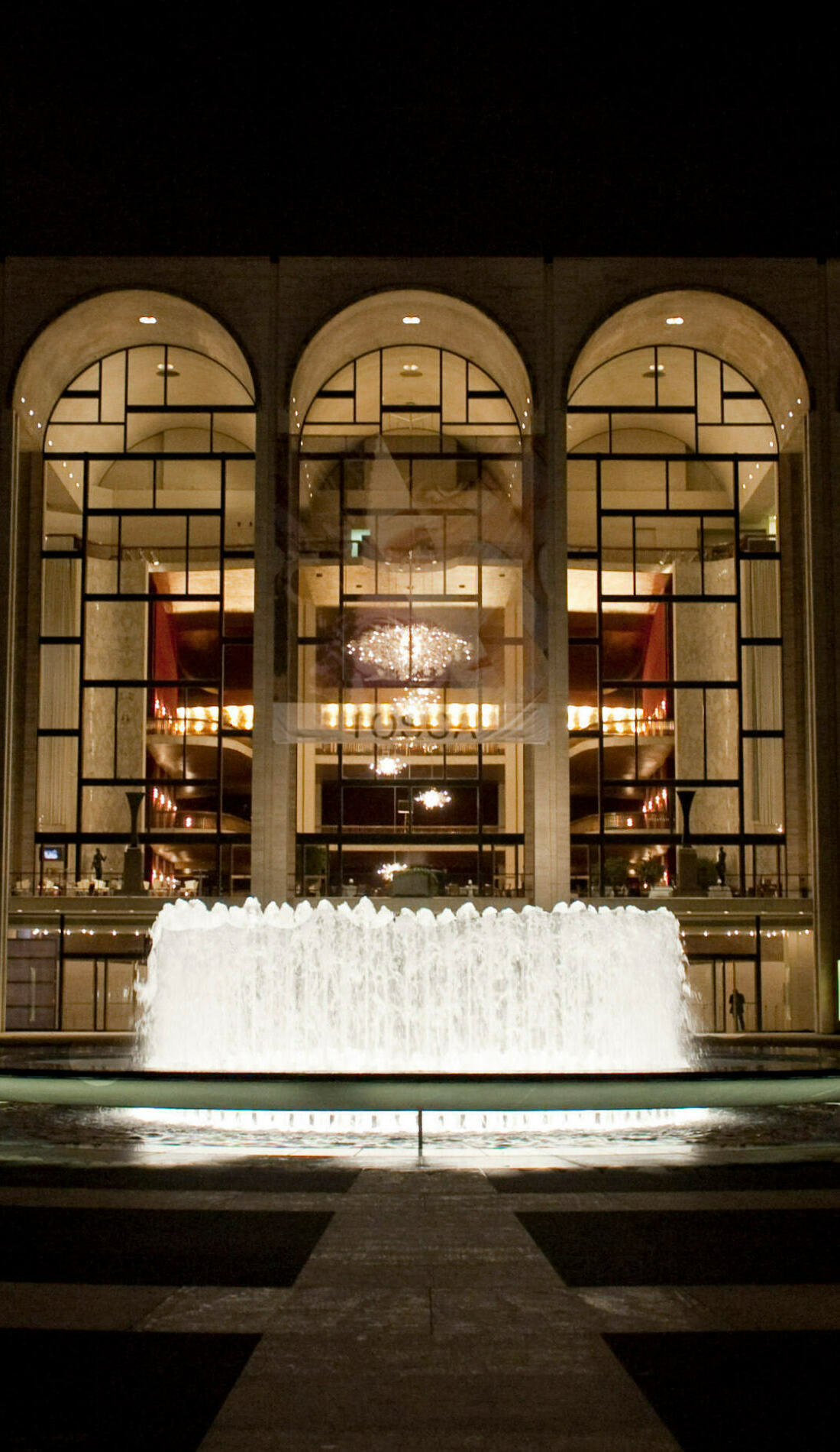 A Metropolitan Opera live event
