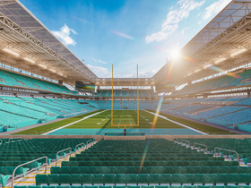 Miami Dolphins at Carolina Panthers