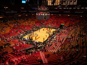 Los Angeles Lakers at Miami Heat