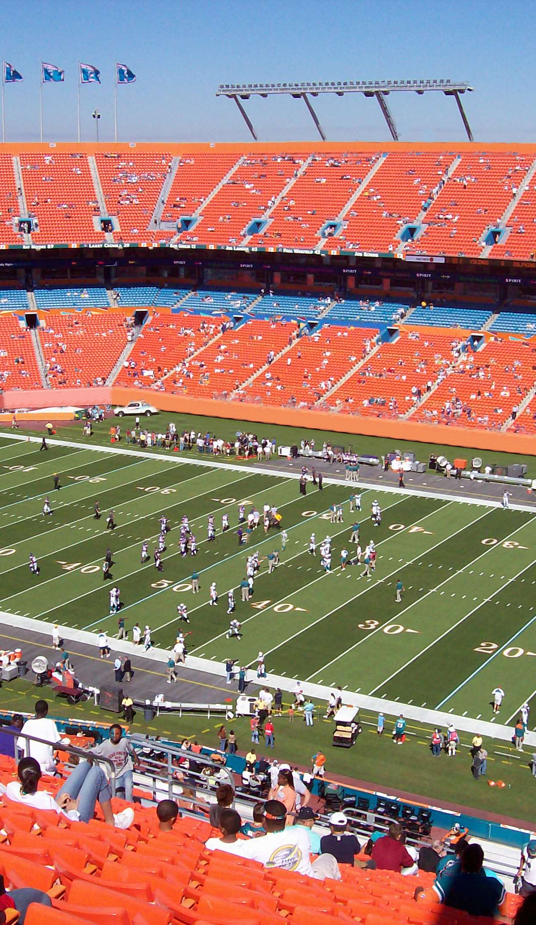 A Miami Hurricanes Football live event
