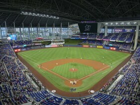 Philadelphia Phillies at Miami Marlins - Opening Day