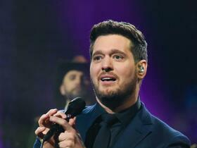 Michael Buble (Rescheduled from 4/4/2020, 2/15/2021) tickets