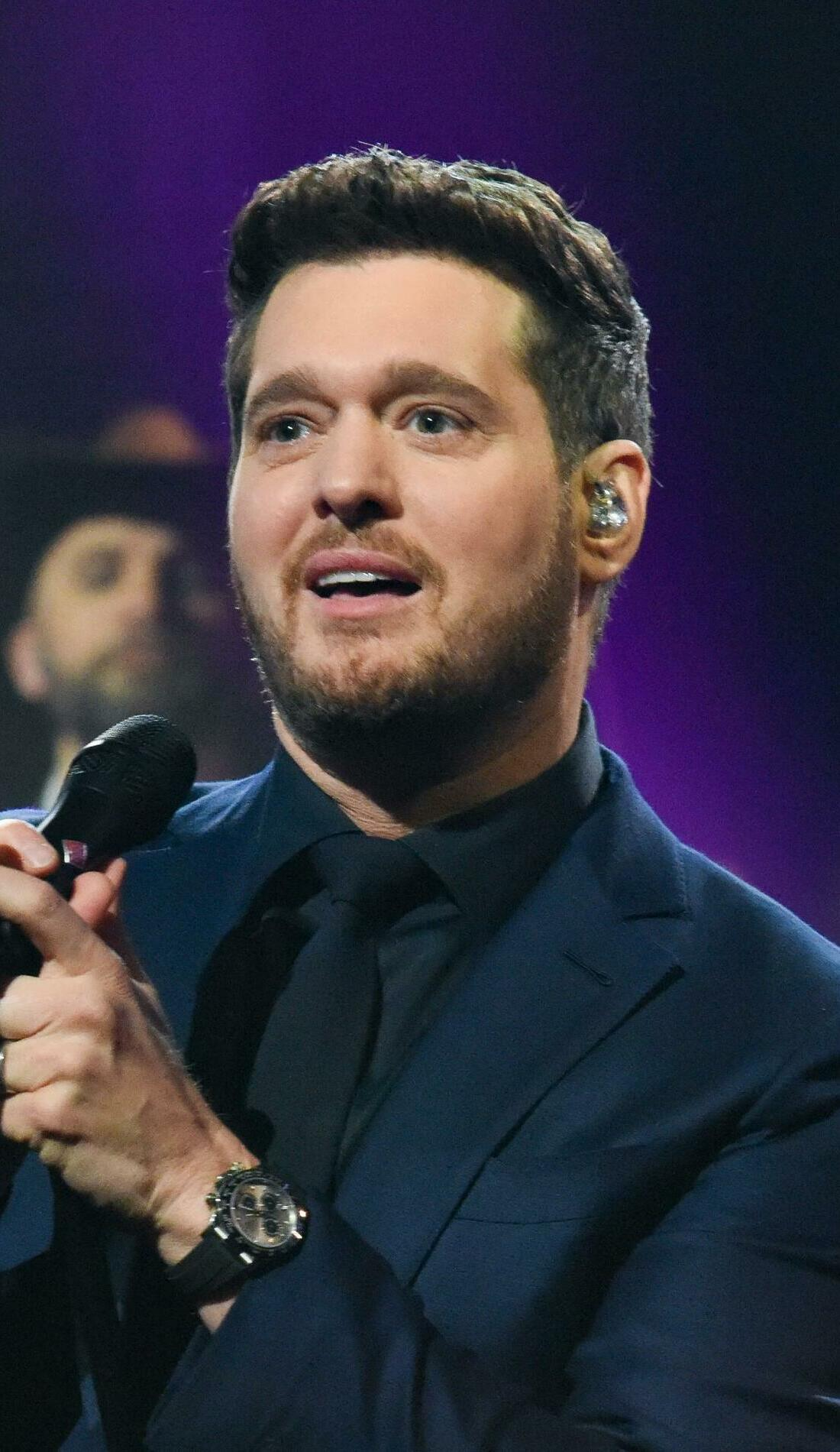 A Michael Buble live event