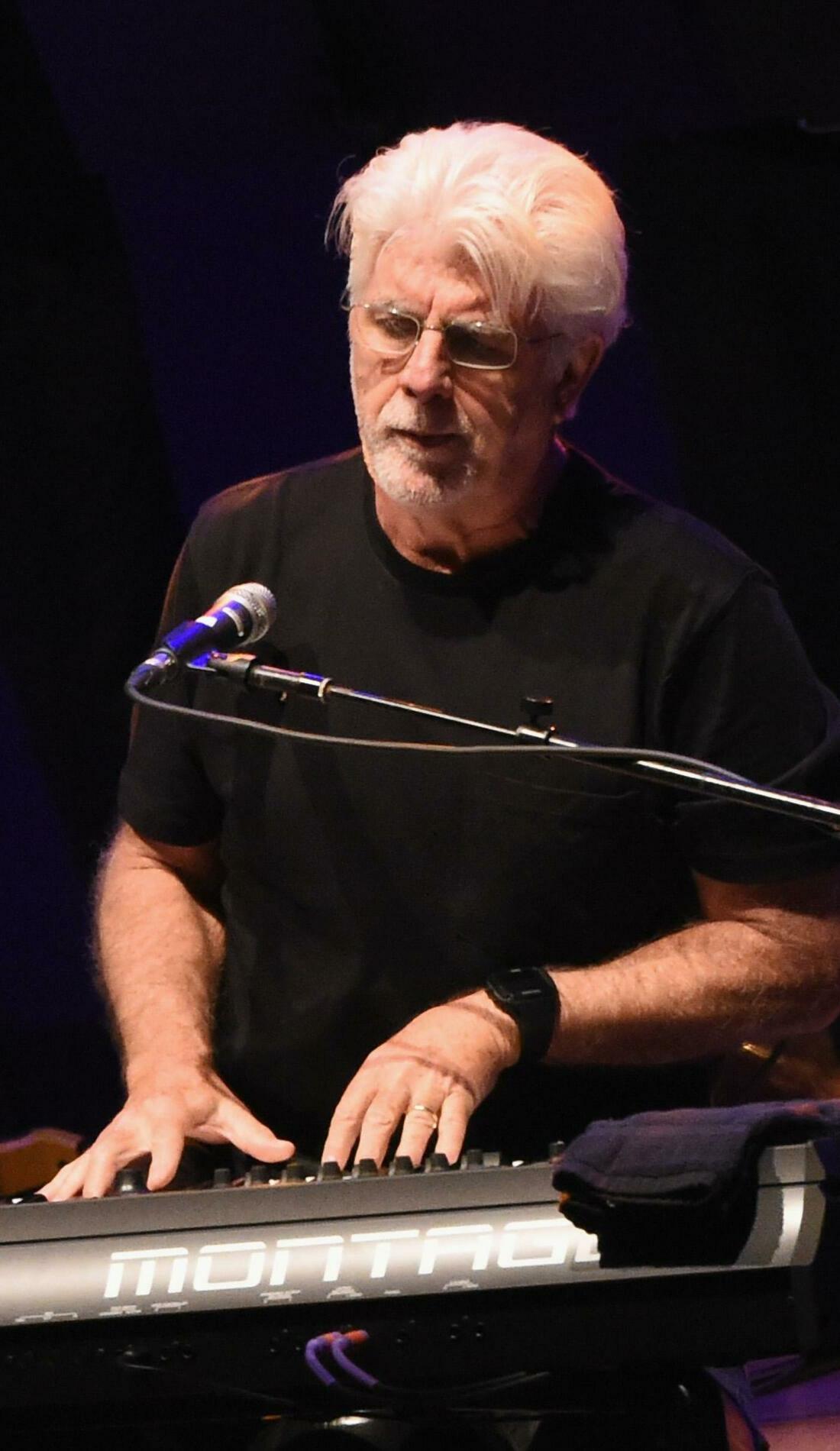 A Michael McDonald live event