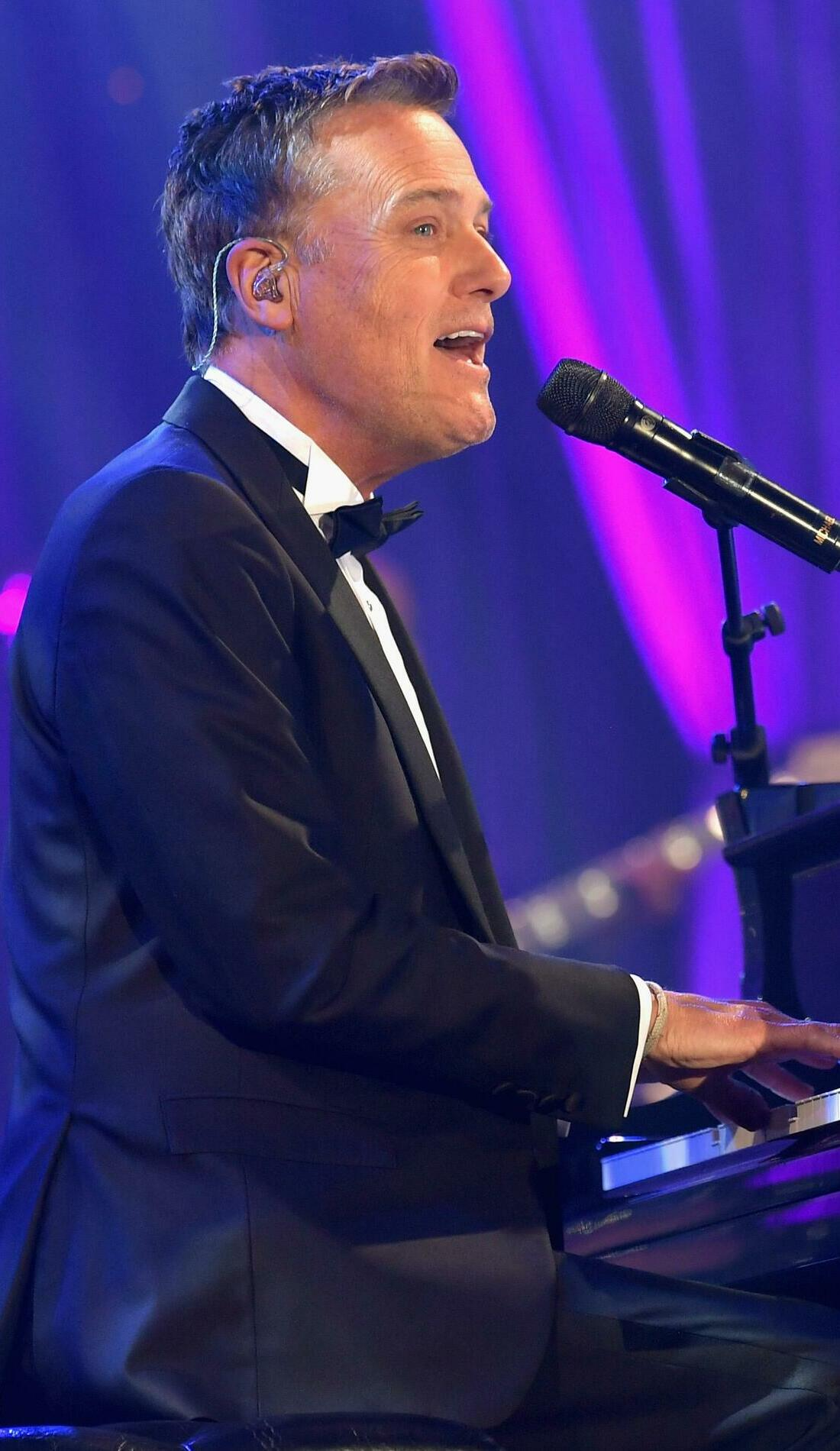 A Michael W. Smith live event