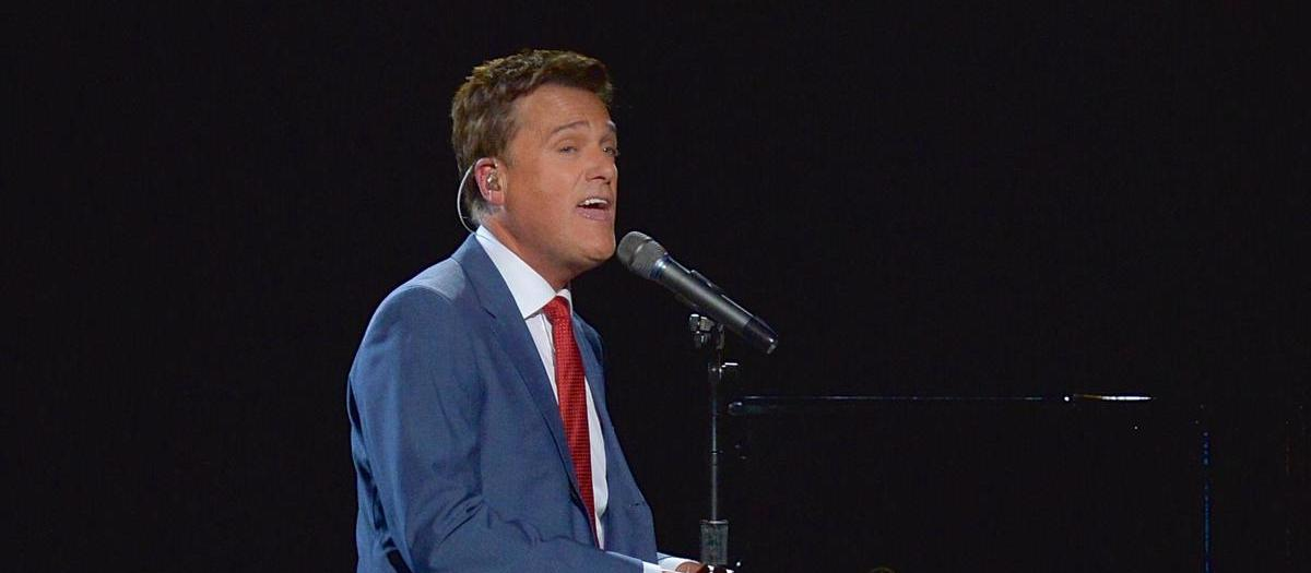 Michael W. Smith with Steven Curtis Chapman and Mac Powell