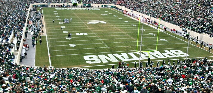 Spartan Stadium Seating With Rows Awesome Home