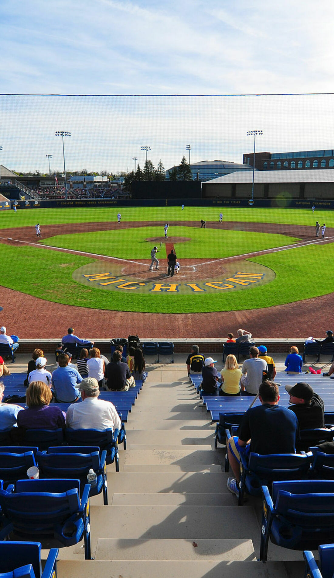 A Michigan Wolverines Baseball live event