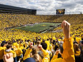 Ohio State Buckeyes at Michigan Wolverines Football
