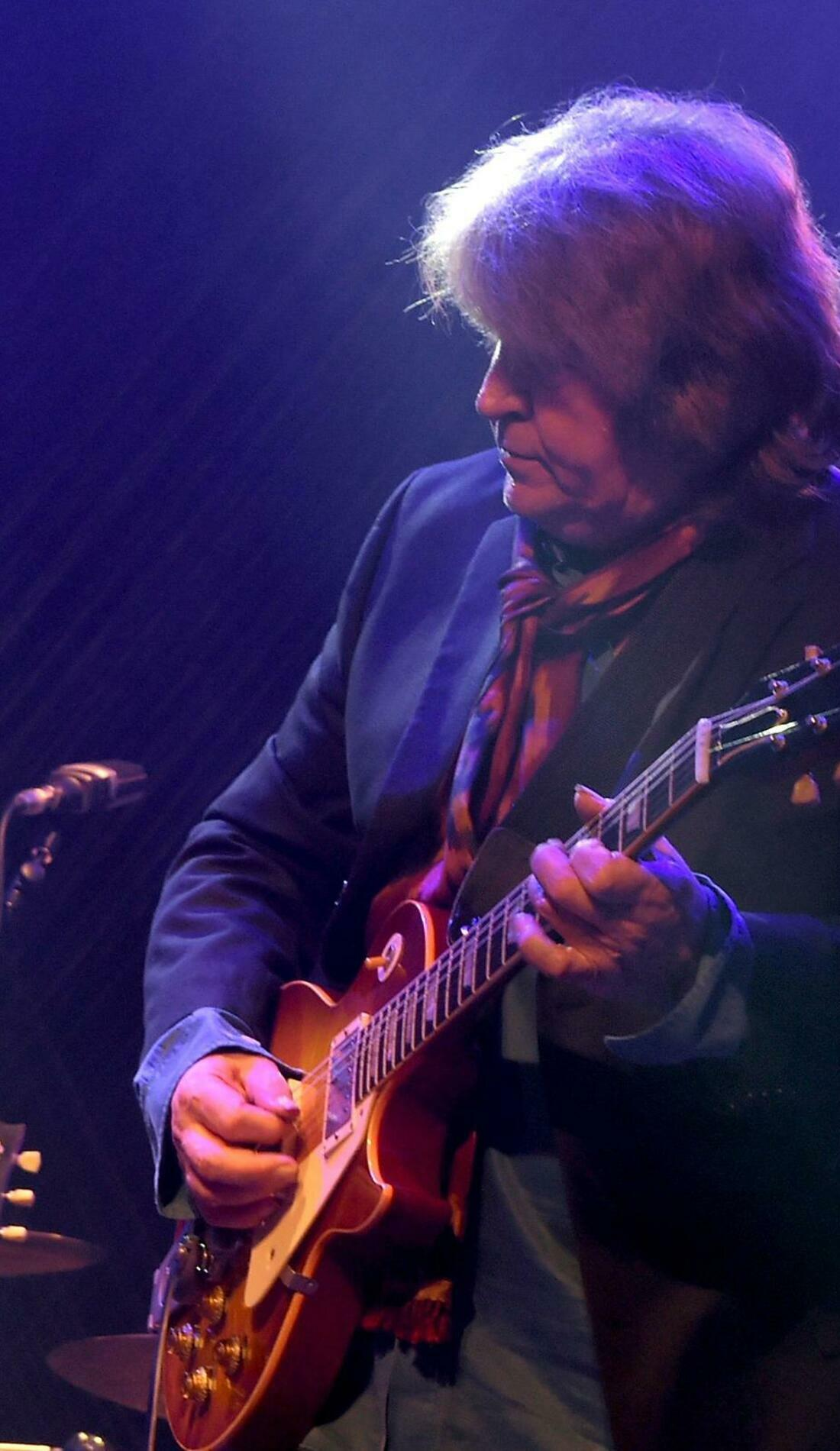 A Mick Taylor live event