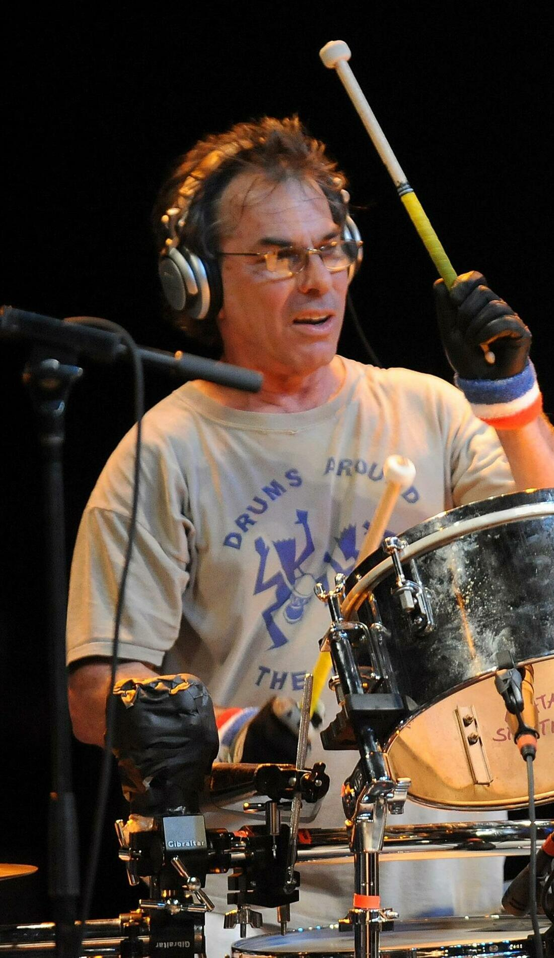 A Mickey Hart Band live event