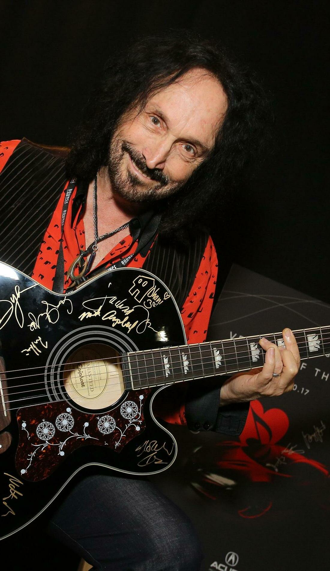 A Mike Campbell live event