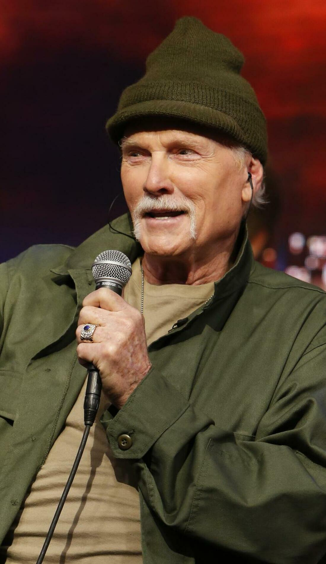 A Mike Love live event