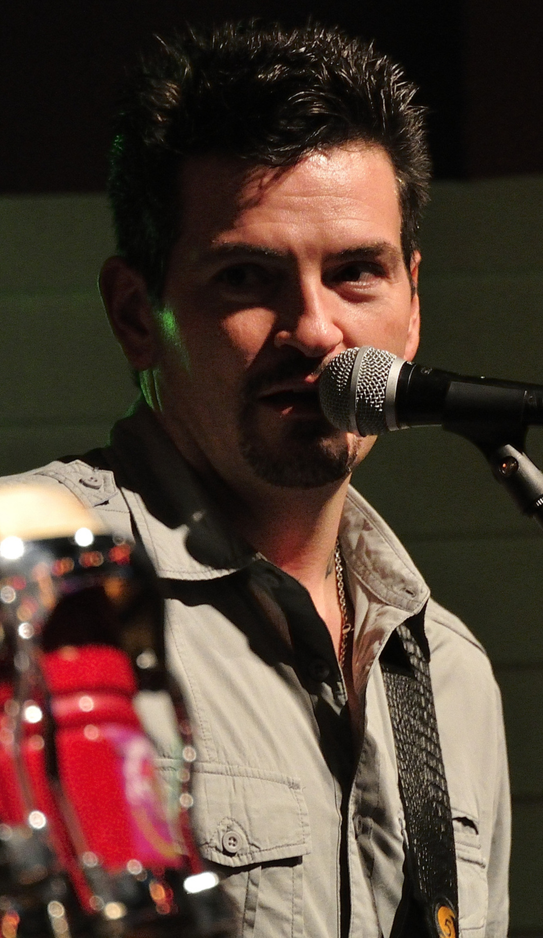 A Mike Zito live event