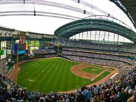 NLCS: Milwaukee Brewers vs TBD - Home Game 1 (Date TBA)