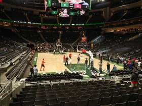 Eastern Conf Semifinals: TBD at Milwaukee Bucks - Home Game 3 (Date TBA)