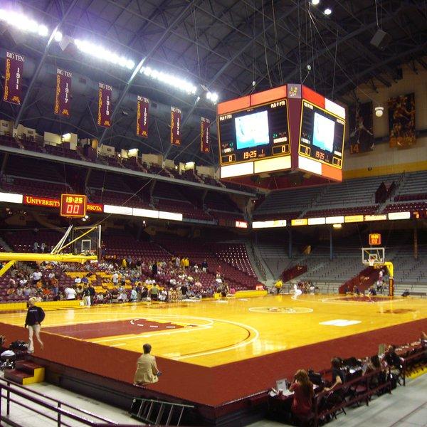 Minnesota Golden Gophers Basketball