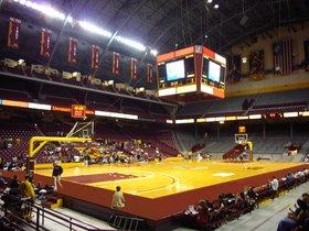 Minnesota Golden Gophers at Arkansas Razorbacks Basketball