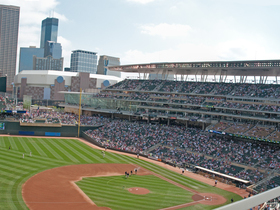 ALCS: TBD at Minnesota Twins - Home Game 1 (Date TBA)