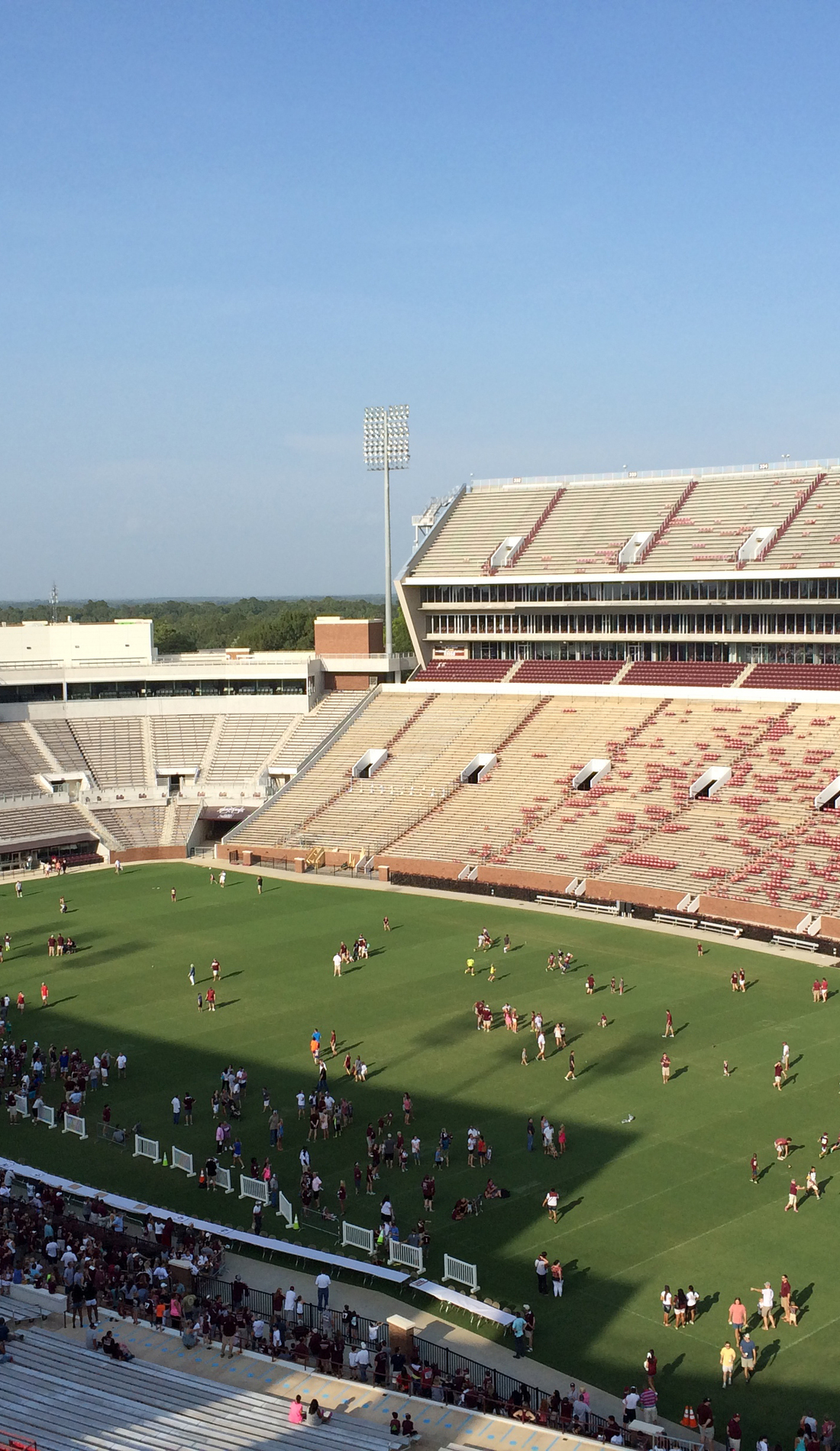 A Mississippi State Bulldogs Football live event