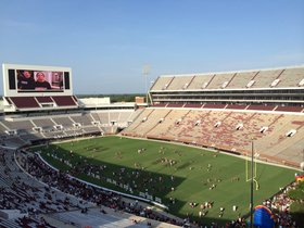 Advertisement - Tickets To Mississippi State Bulldogs Football