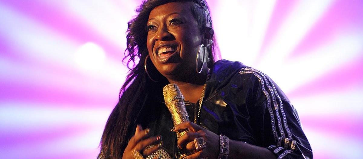 Missy Elliott Tickets