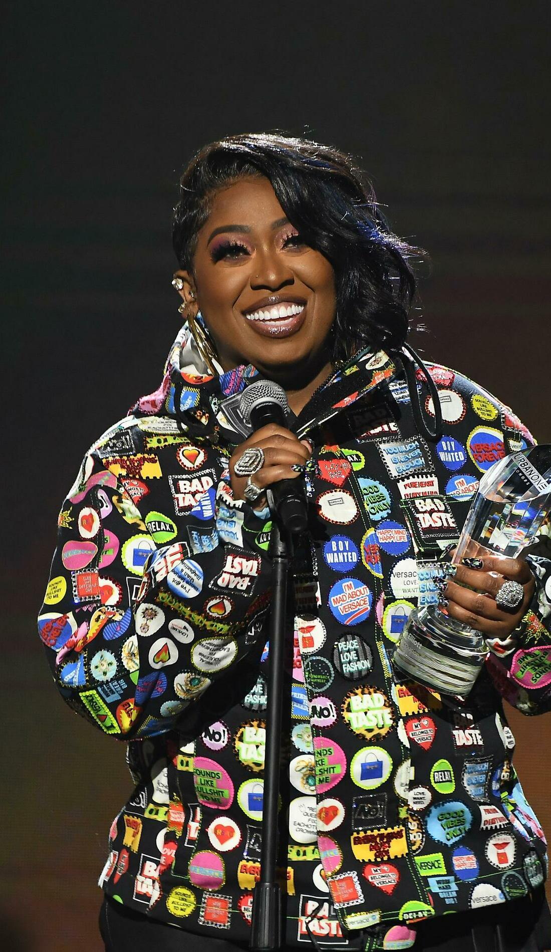 A Missy Elliott live event