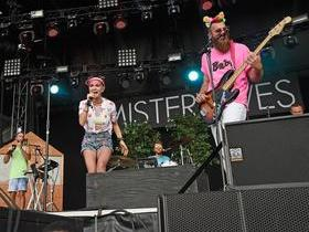 MisterWives with Foreign Air (21+)