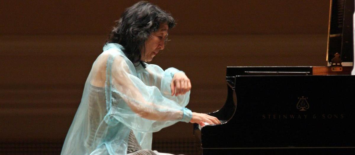 Mitsuko Uchida Tickets