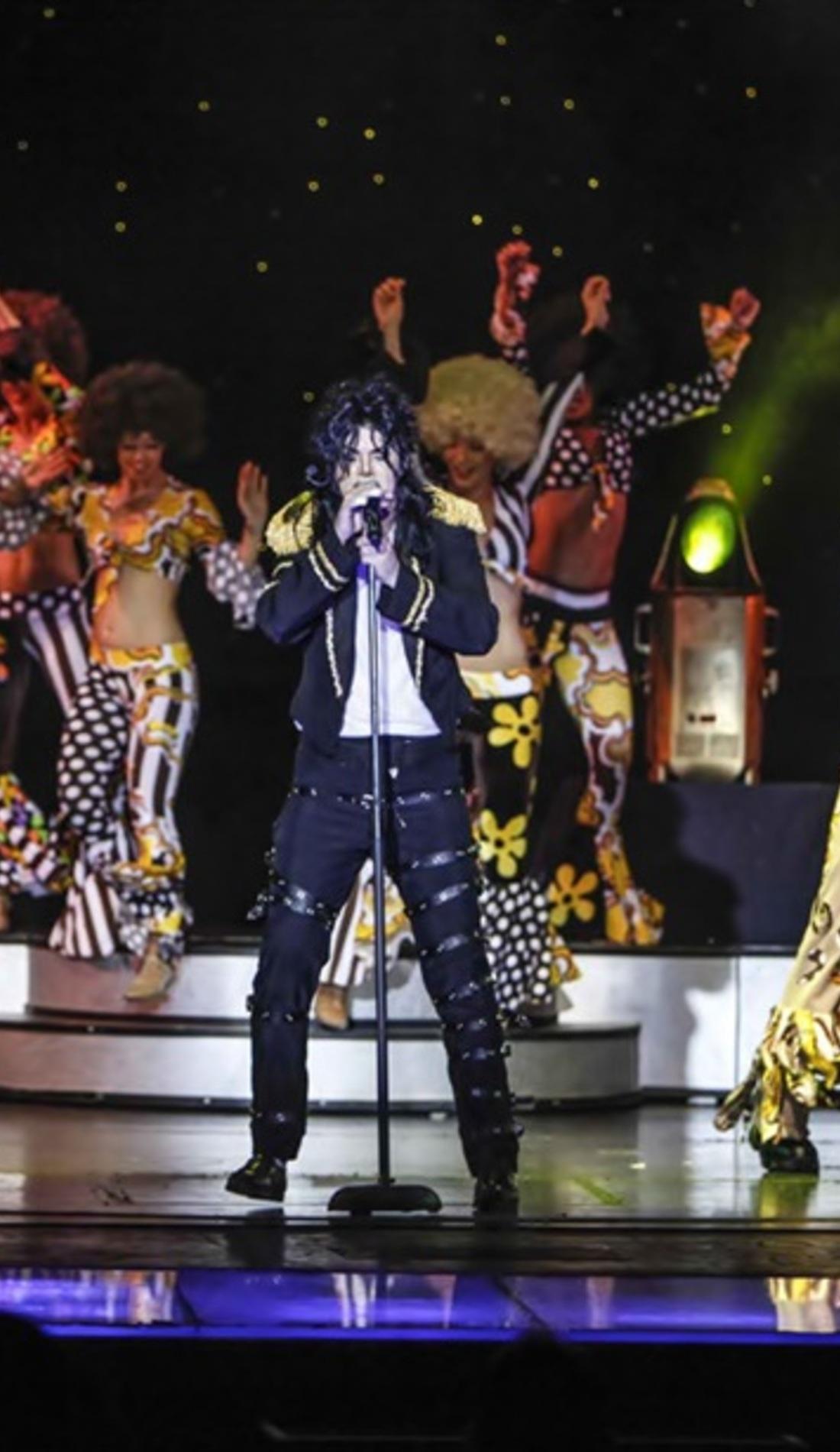 A MJ Live live event