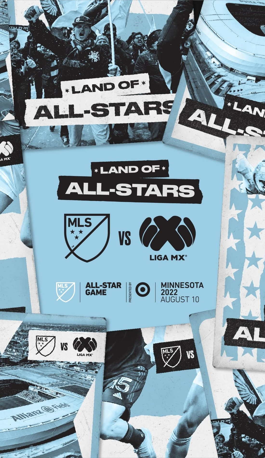A MLS All-Stars live event