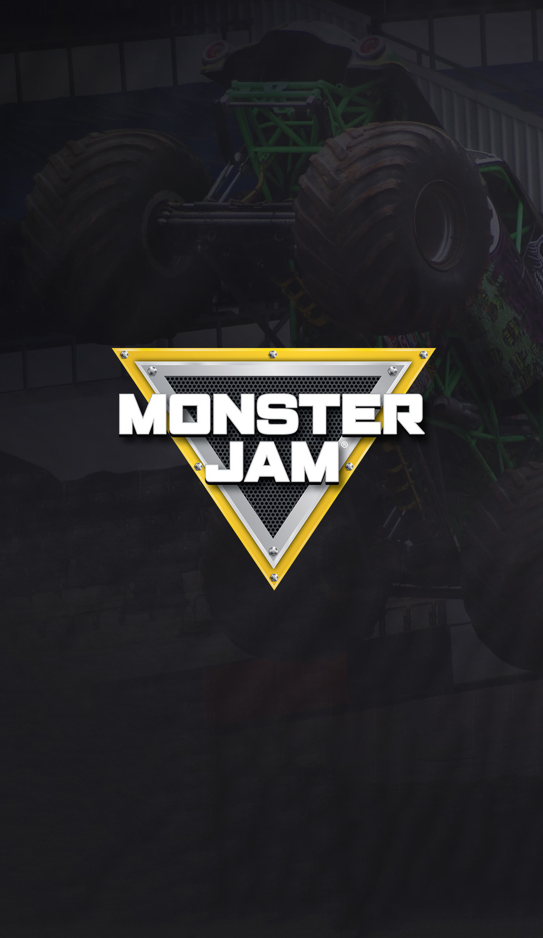 A Monster Jam live event