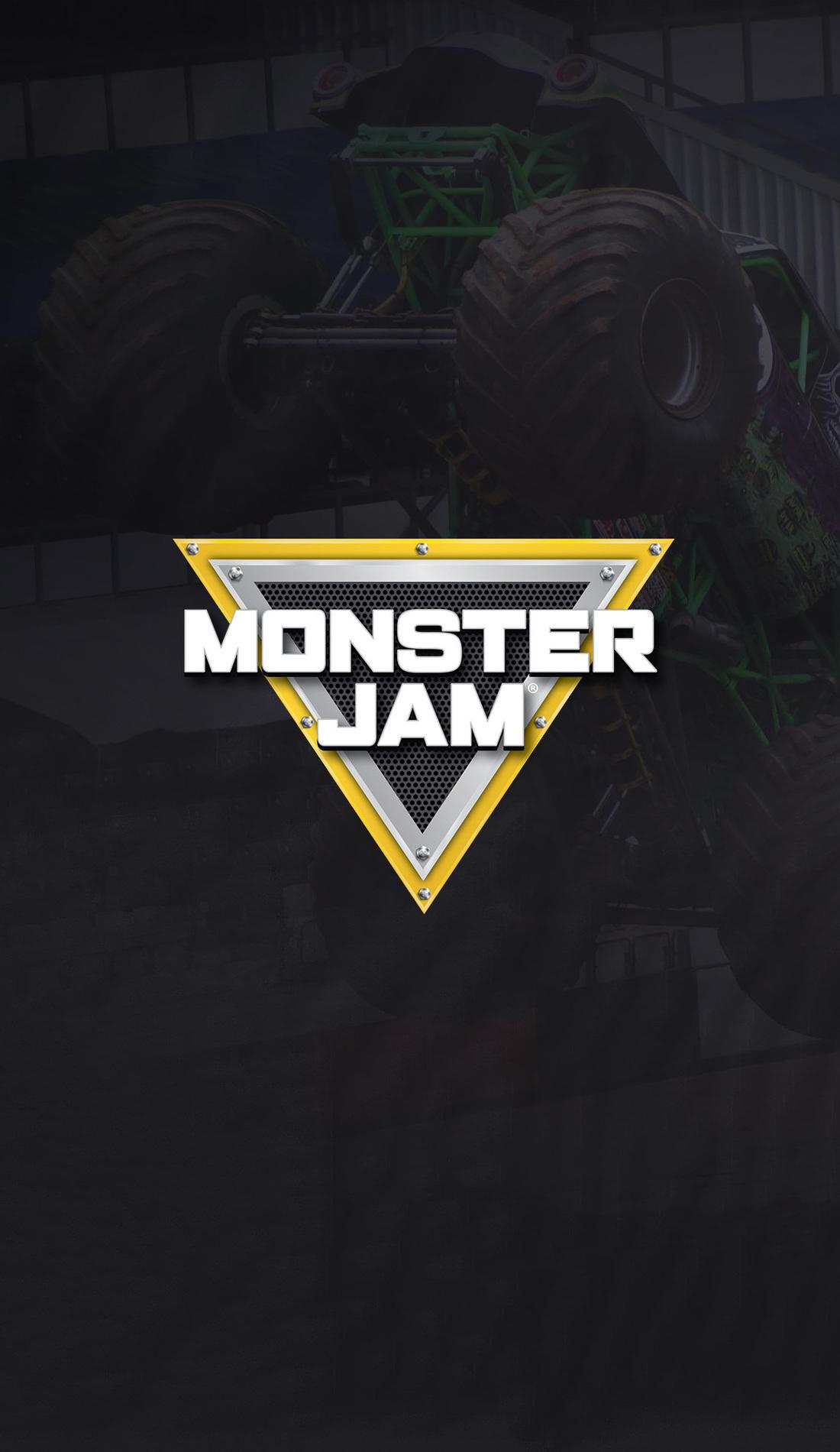A Monster Jam live event