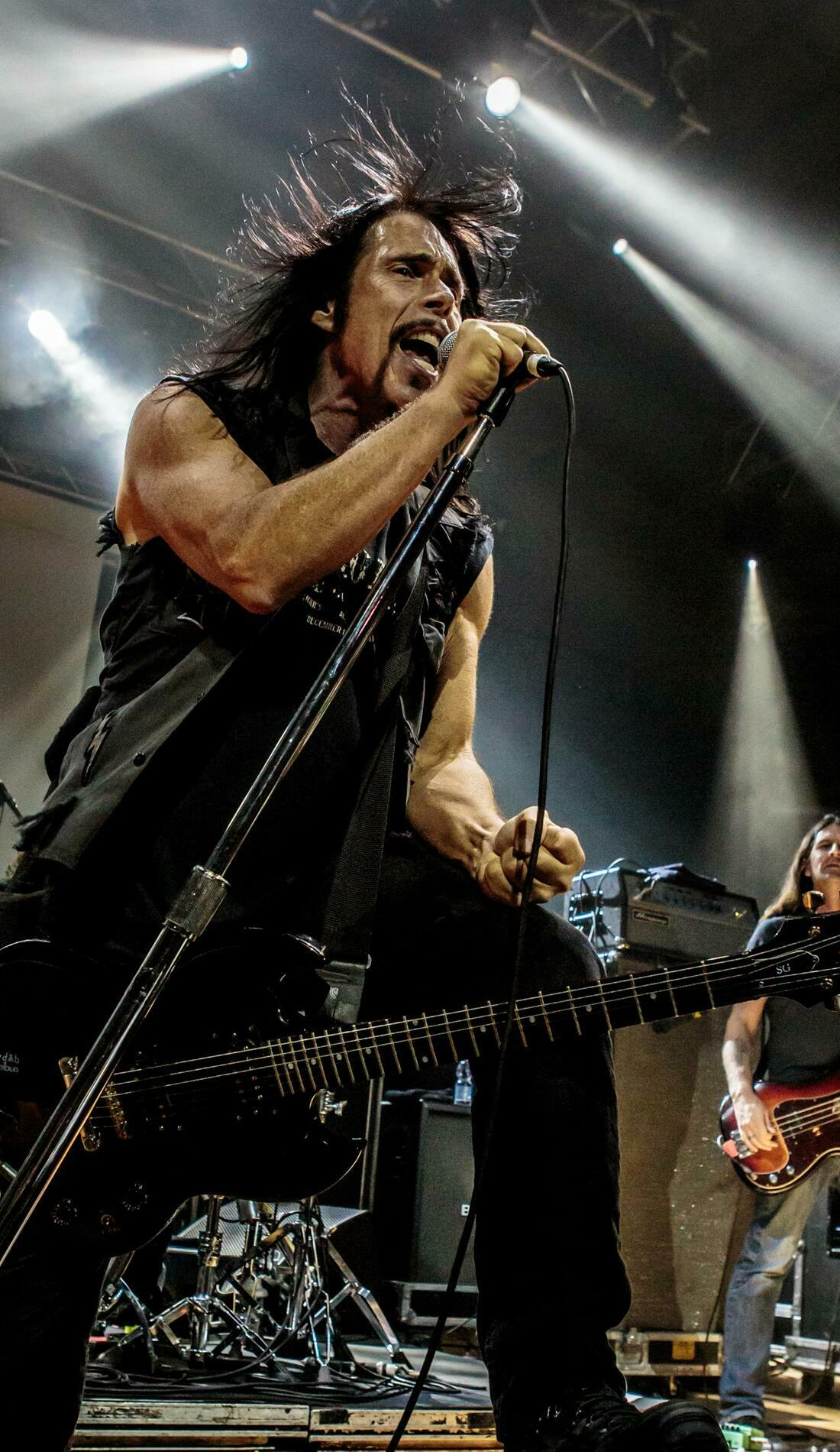 A Monster Magnet live event