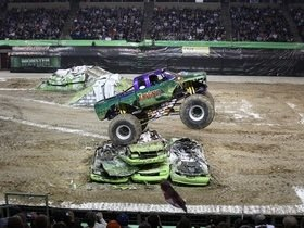 Monster Nation Tickets
