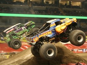 Advertisement - Tickets To Monster Truck Nationals