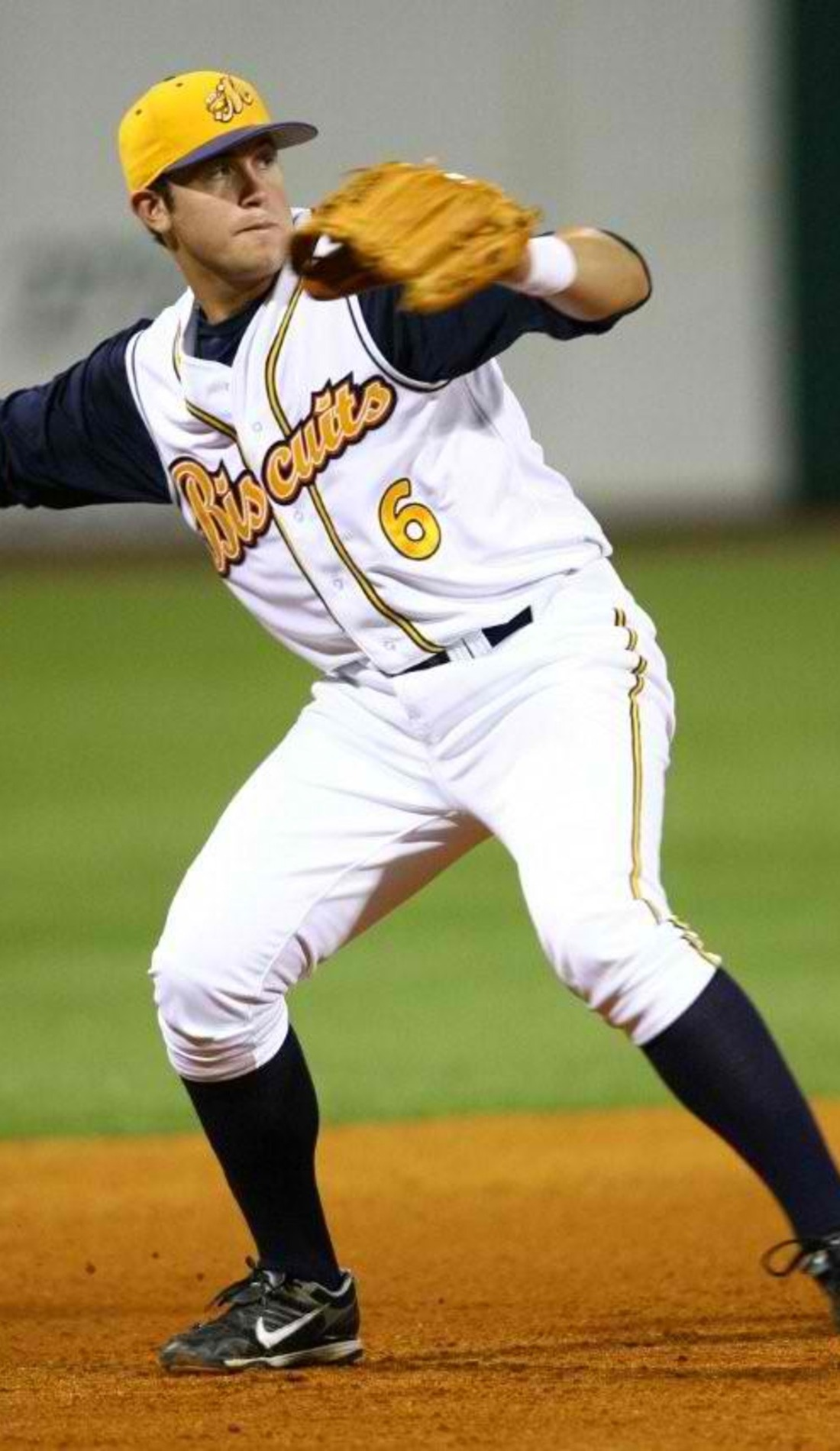 A Montgomery Biscuits live event
