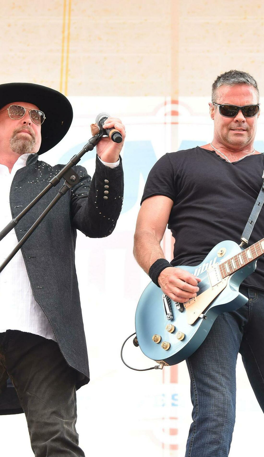 A Montgomery Gentry live event