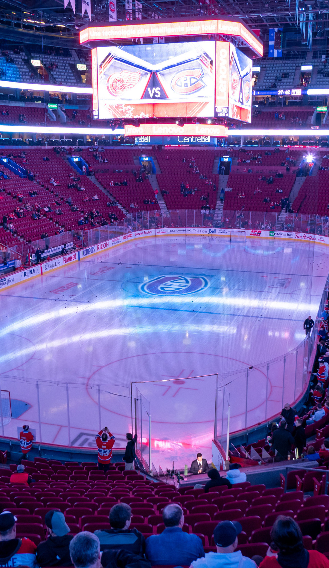 A Montreal Canadiens live event