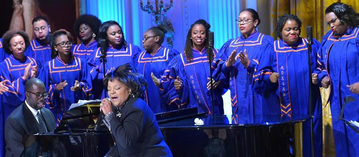 Morgan State University Choir Tickets