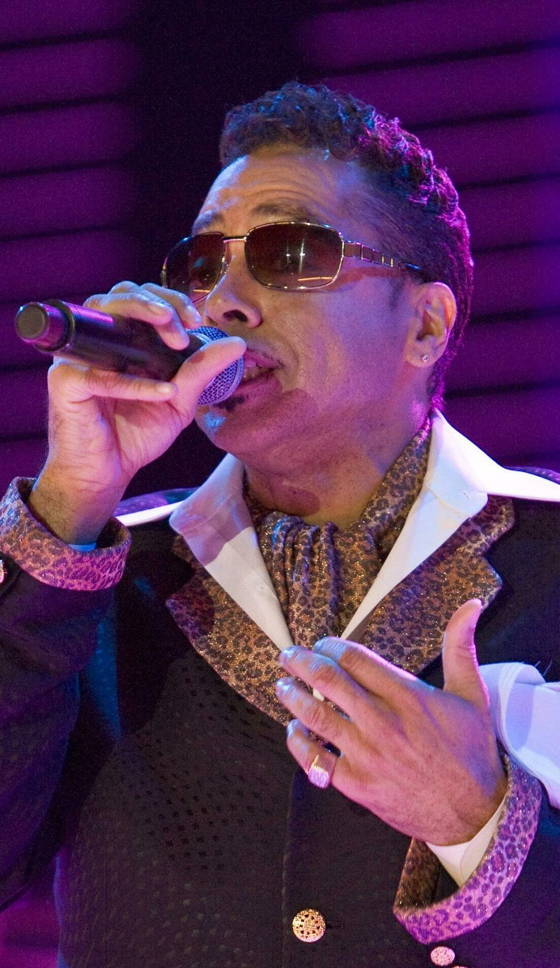 A Morris Day live event