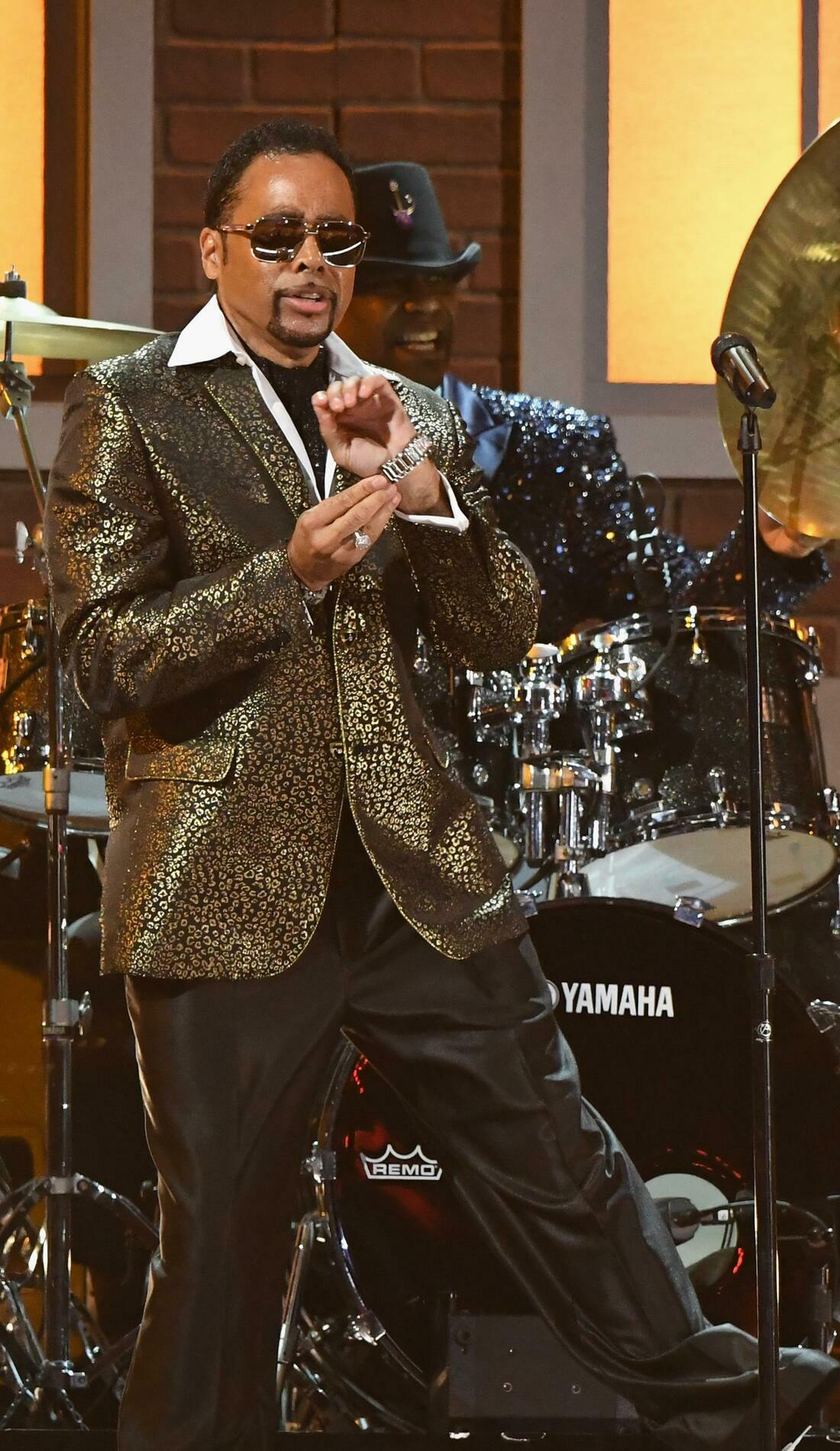 A Morris Day & The Time live event