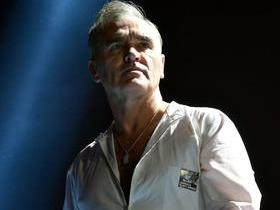 Morrissey with Interpol