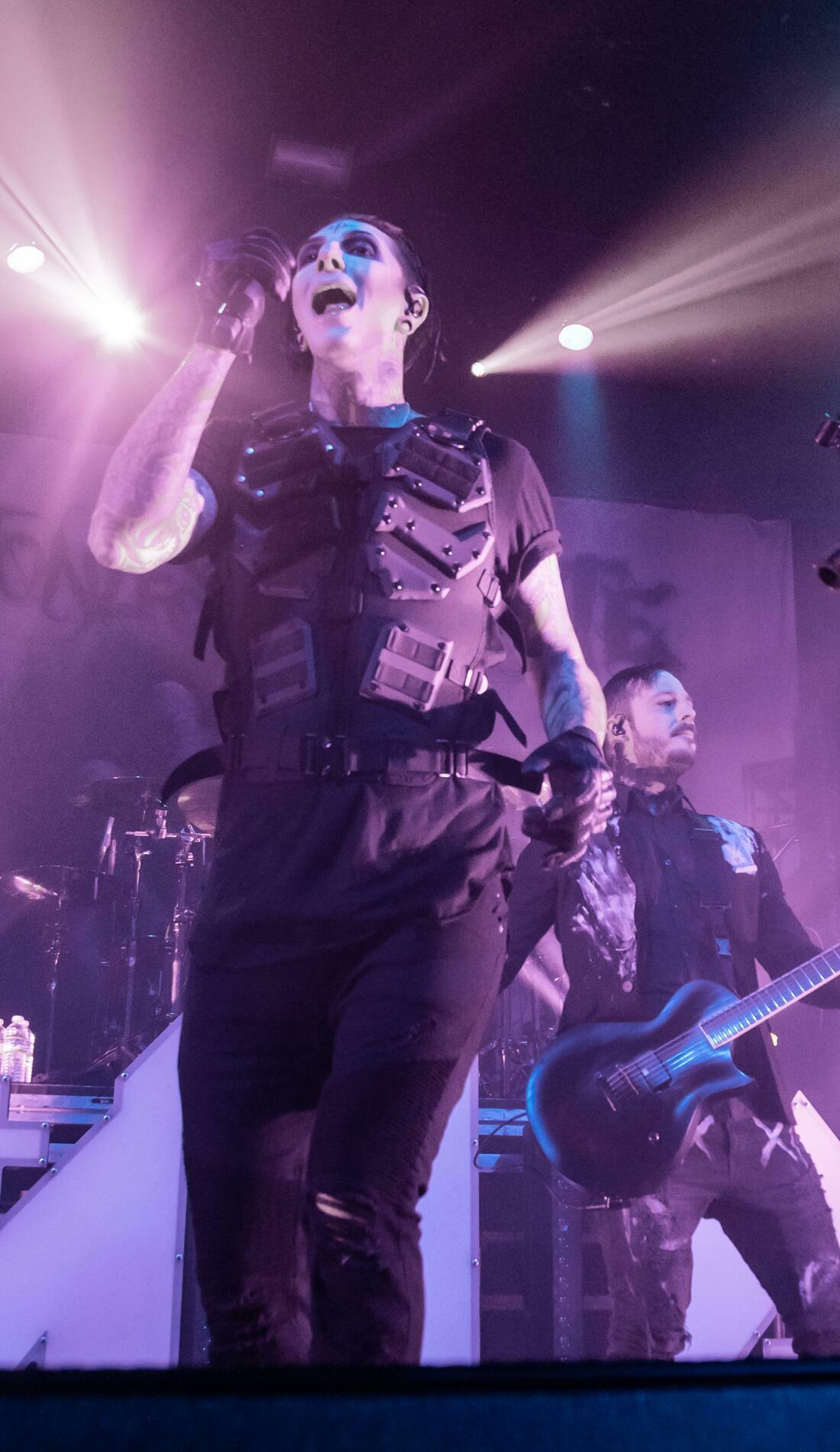 A Motionless in White live event