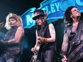 Motley Crue with Def Leppard, Poison, and Joan Jett & The Blackhearts